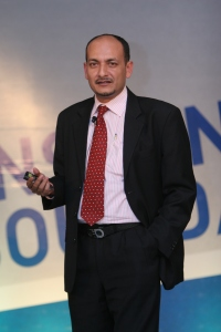 J Vikram Bakshi @ HCL CXO Summit- Transcending Boundaries